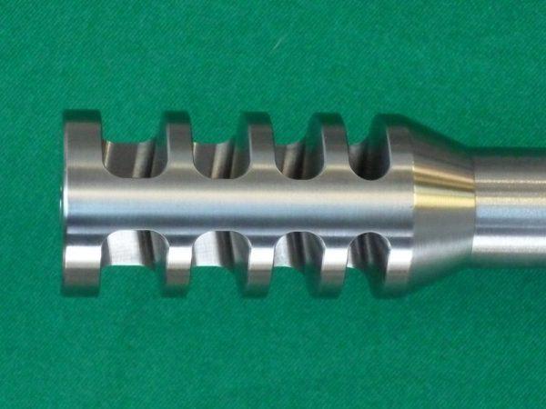 Megamax muzzle brake