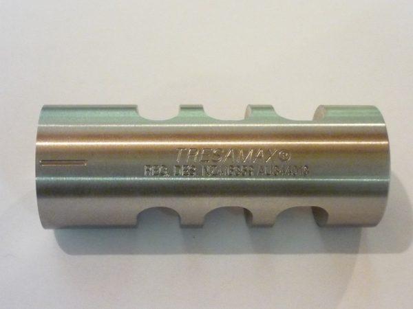 Tresamax muzzle brake, Gunsmith Ready