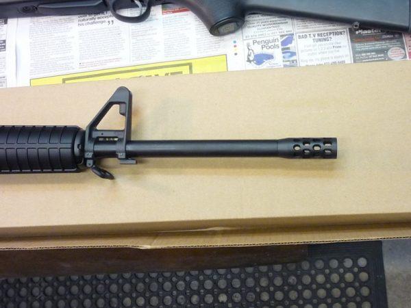 Quatromax AR15/AR10 muzzle break riffle