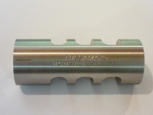 Tresamax muzzle brake, Gunsmith Ready